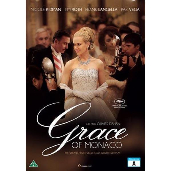 Grace of Monaco (DVD 2014)