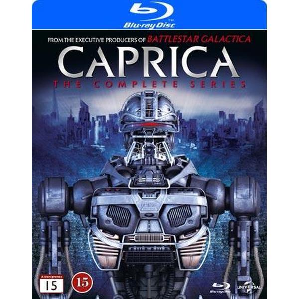 Caprica: Complete series (Blu-Ray 2015)