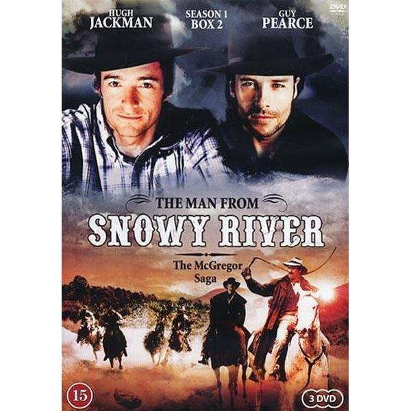 Mannen från Snowy River: Säsong 1 Box 2 (DVD 1993)