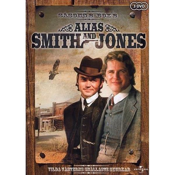Alias Smith & Jones: Säsong 2 Box 2 (DVD 1972)