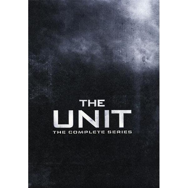 The Unit: Säsong 1-4 (DVD 2006-2009)
