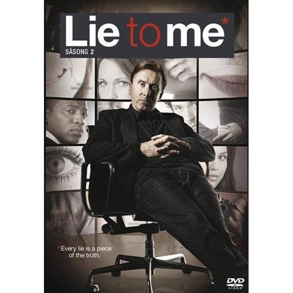Lie to me: Säsong 2 (DVD 2009-2010)