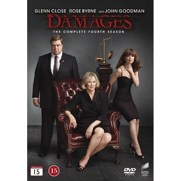 Damages: Säsong 4 (DVD 2011)