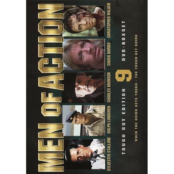 Men of action: The collection (DVD 2014)