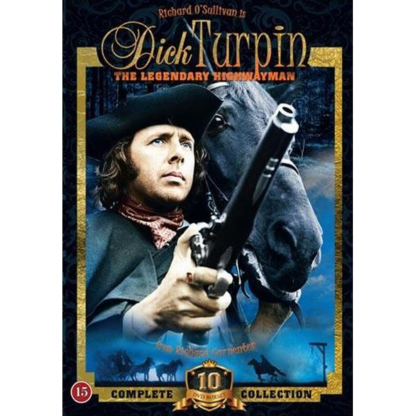 Dick Turpin: Complete collection (DVD 1978)