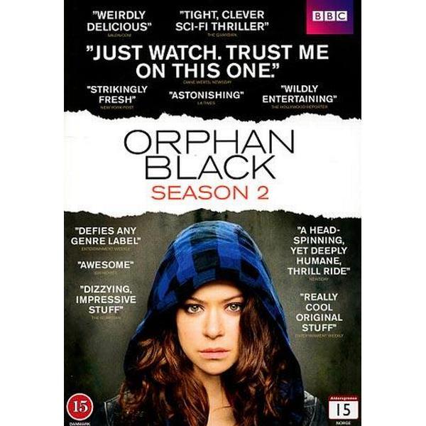 Orphan Black: Säsong 2 (3DVD) (DVD 2014)