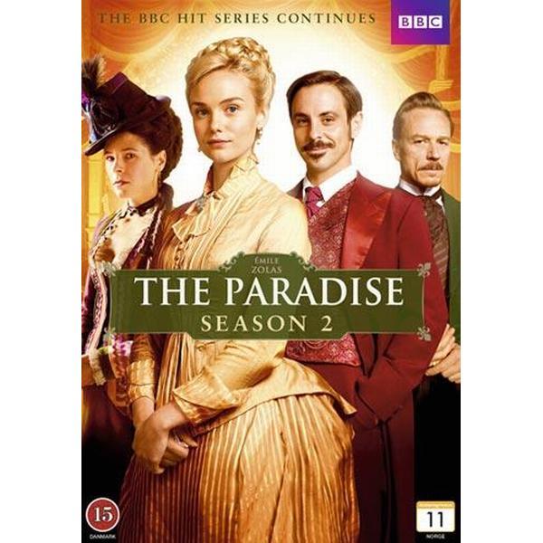 The Paradise: Säsong 2 (3DVD) (DVD 2013)