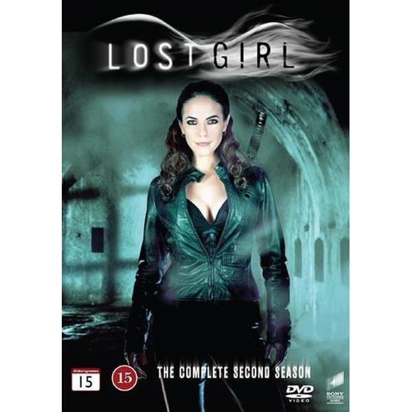 Lost Girl: Säsong 2 (DVD 2013)