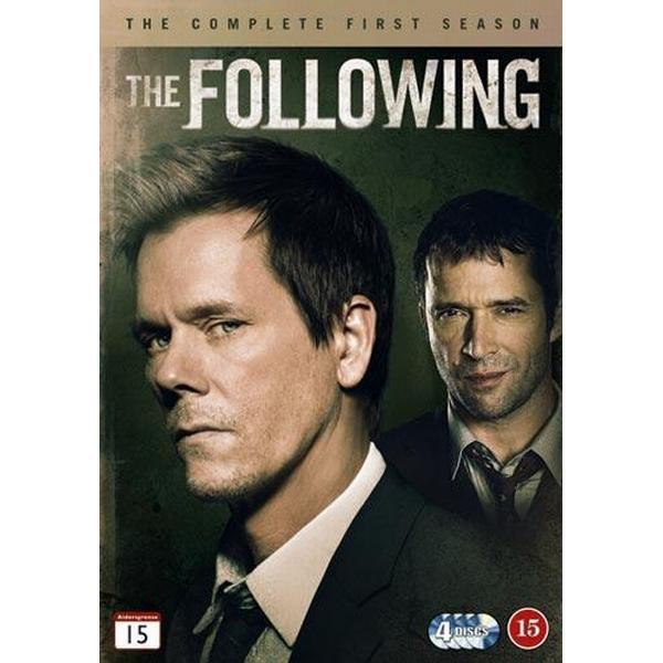 The Following: Säsong 1 (4DVD) (DVD 2013)