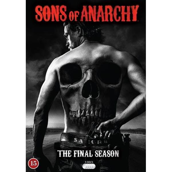 Sons of Anarchy: Säsong 7 (5DVD) (DVD 2014)