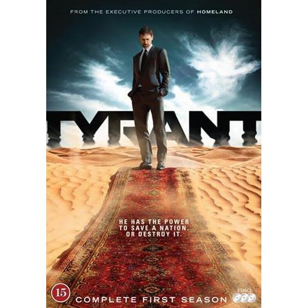 Tyrant: Säsong 1 (3DVD) (DVD 2014)