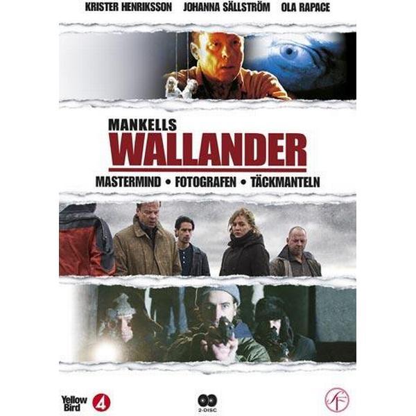 Wallander vol 3 - 3 filmer (2DVD) (DVD 2013)