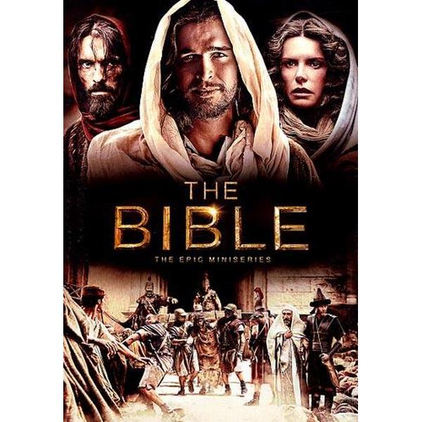 The Bible - Miniserien (DVD 2013)