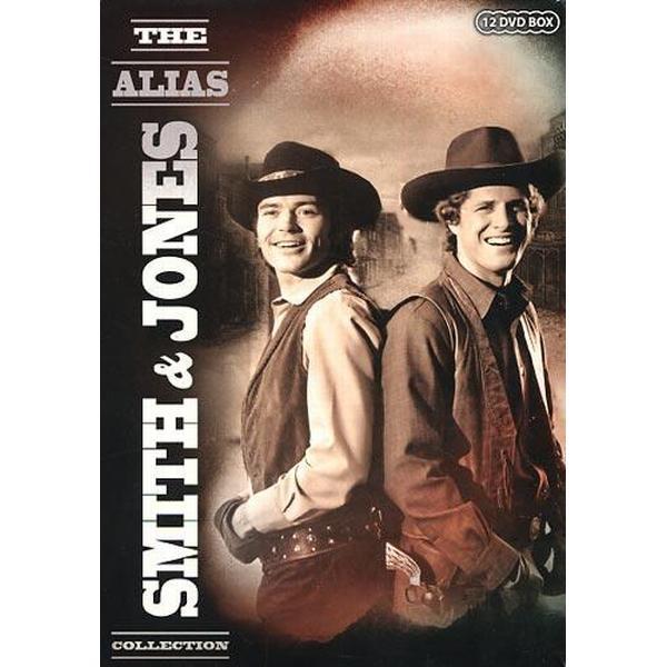 Alias Smith & Jones: Säsong 1+2 Ltd (12DVD) (DVD 2013)