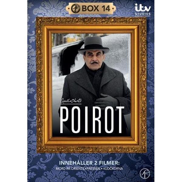 Poirot: Box 14 (DVD 2010)