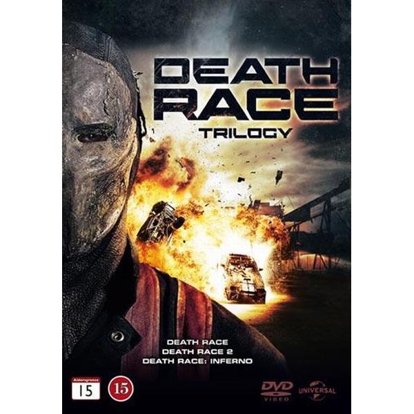 Death race Trilogy (DVD 2014)