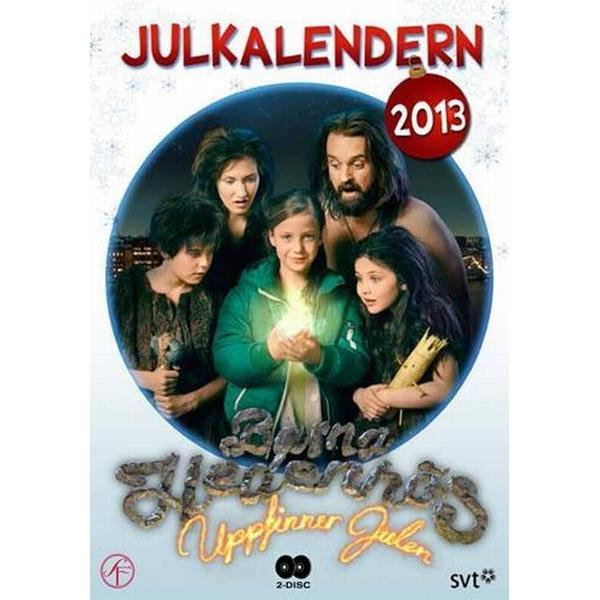 Barna Hedenhös uppfinner Julen (2DVD) (DVD 2013)