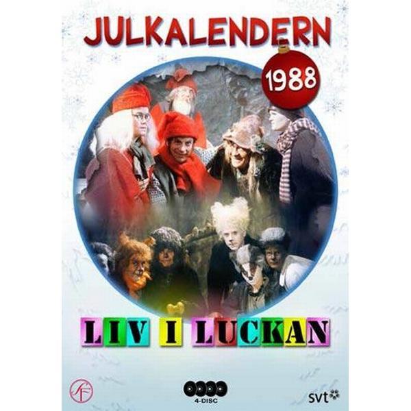 Liv i luckan (DVD 2014)