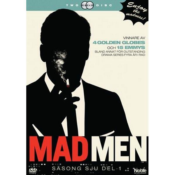 Mad Men: Säsong 7 vol 1 (1 av 2) (2DVD) (DVD 2014)