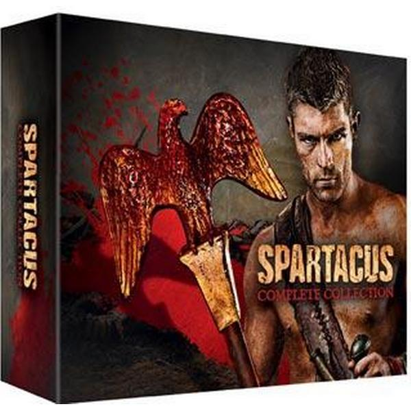 Spartacus: Complete collection (DVD 2010-2013)