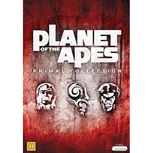 Planet of the apes: Primal collection (DVD 2014)