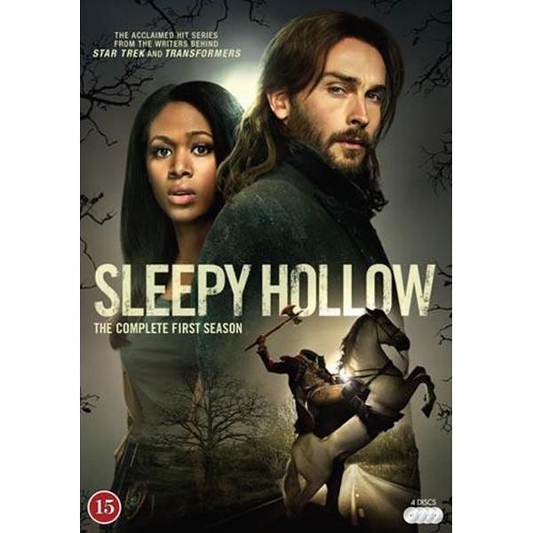 Sleepy Hollow: Säsong 1 (DVD 2013-2014)