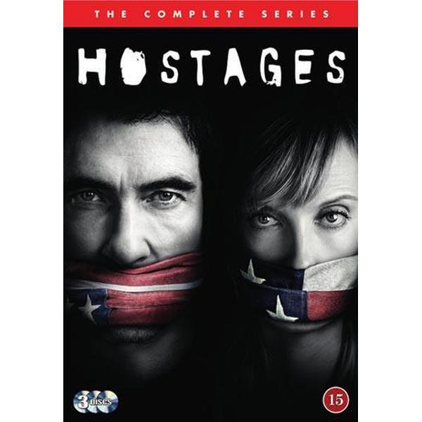 Hostages: Säsong 1 (3DVD) (DVD 2014)