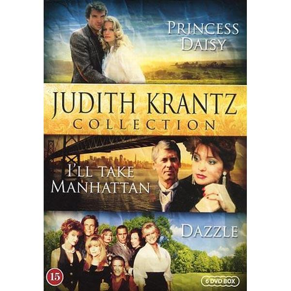 Judith Krantz collection - 3 miniserier (6DVD) (DVD 2013)