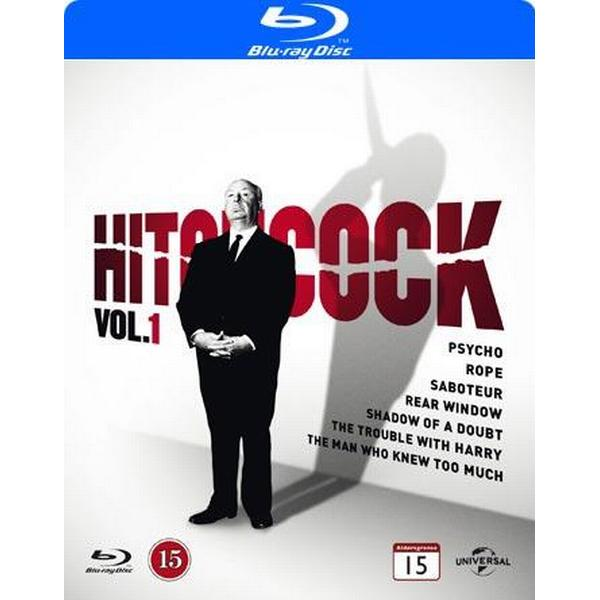 Hitchcock Blu-ray Box 1 (7Blu-ray) (Blu-Ray 2013)
