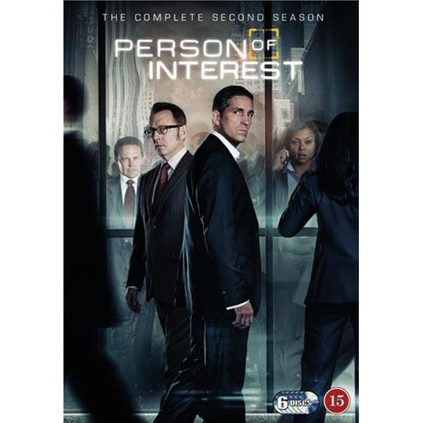 Person of interest: Säsong 2 (6DVD) (DVD 2013)