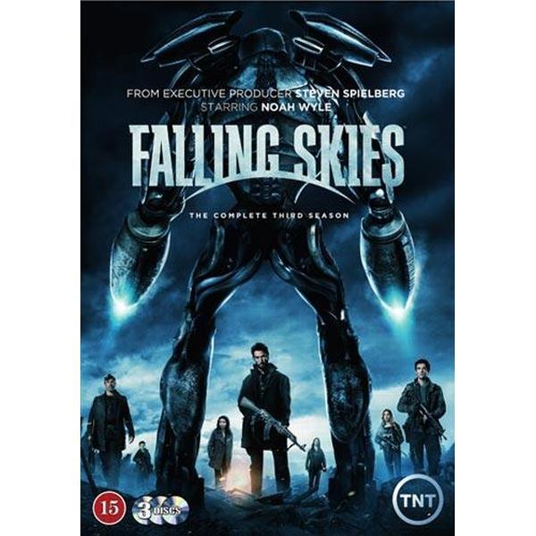 Falling skies: Säsong 3 (3DVD) (DVD 2014)