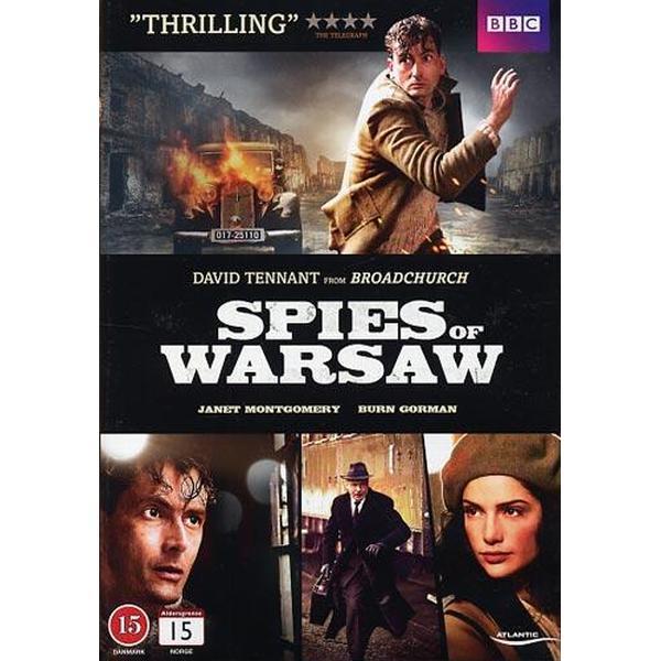 Spies of Warzaw (DVD 2014)