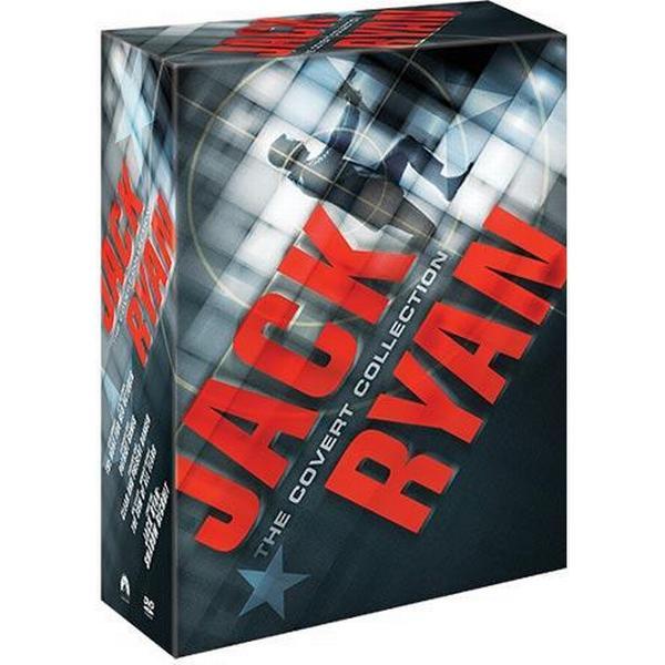 Jack Ryan collection - 5 filmer (DVD 2014)