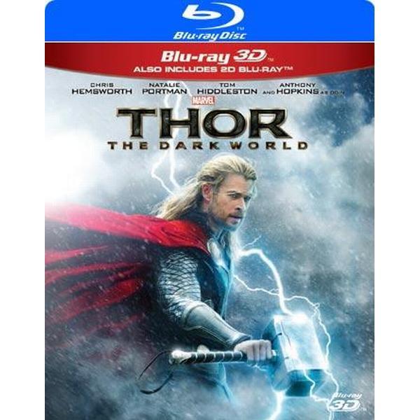 Thor 2: The dark world 3D (Blu-ray 3D + Blu-ray) (3D Blu-Ray 2013)