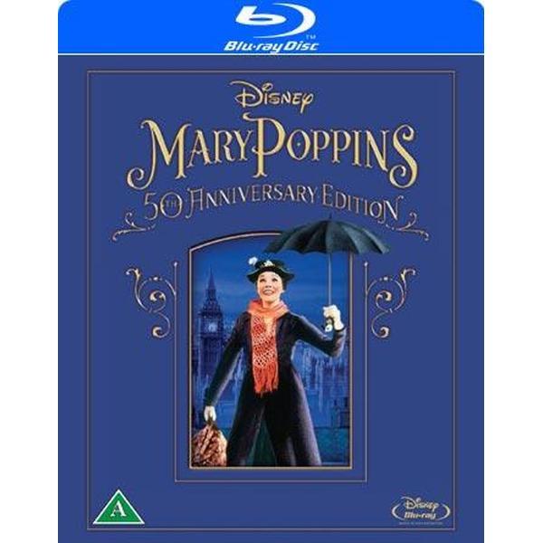 Mary Poppins: 50th anniversary edition (Blu-Ray 1964)