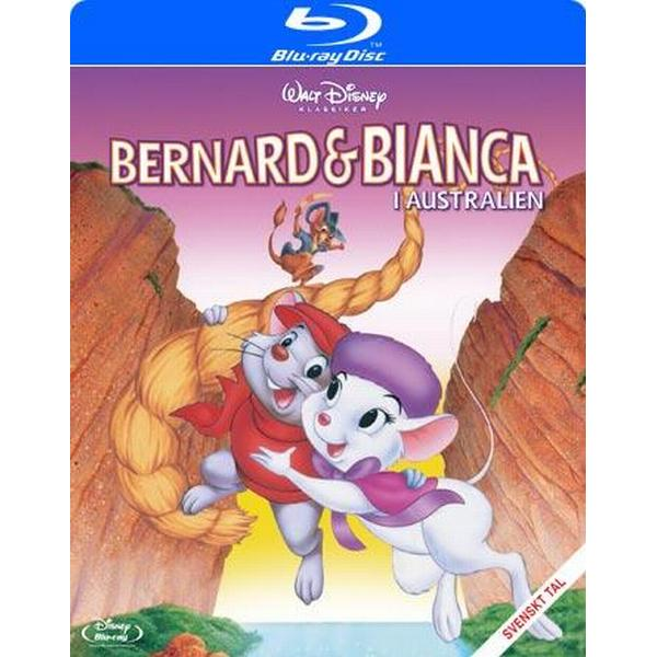 Bernard & Bianca i Australien (Blu-Ray 2014)