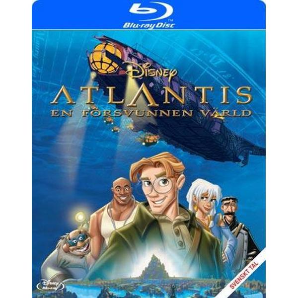 Atlantis (Blu-Ray 2014)