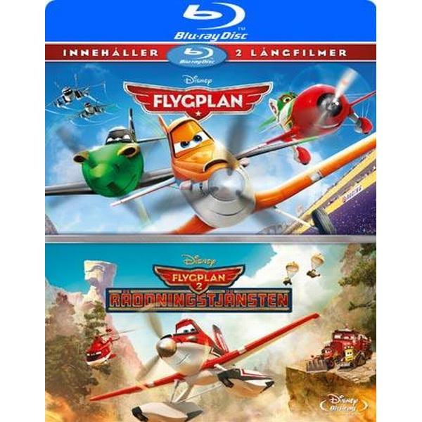 Flygplan 1+2 (Blu-Ray 2014)