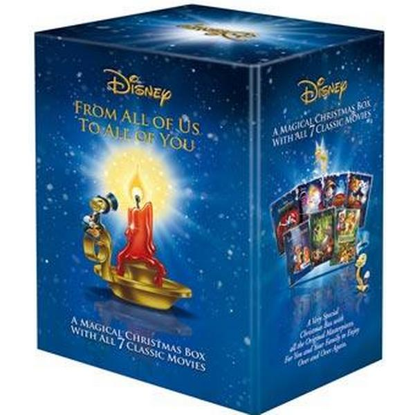Disney DVD-box 2014 - 7 filmer (7DVD) (DVD 2014)