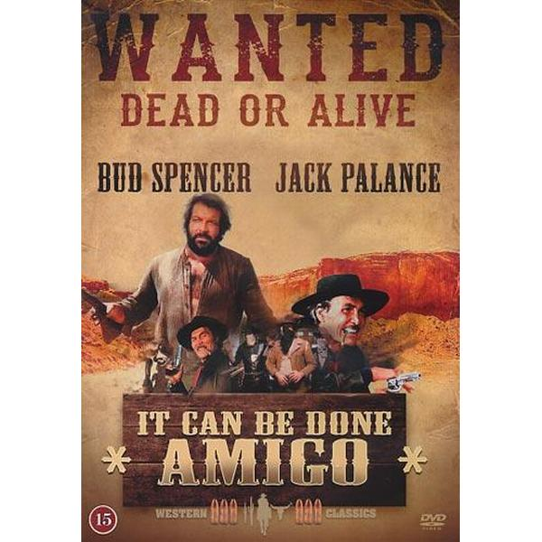 It can be done amigo (DVD 1972)