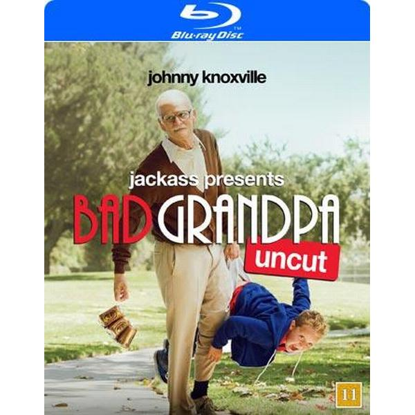 Bad Grandpa: Uncut (Blu-ray) (Blu-Ray 2013)