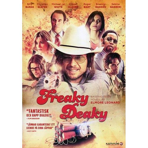 Freaky Deaky (DVD 2012)