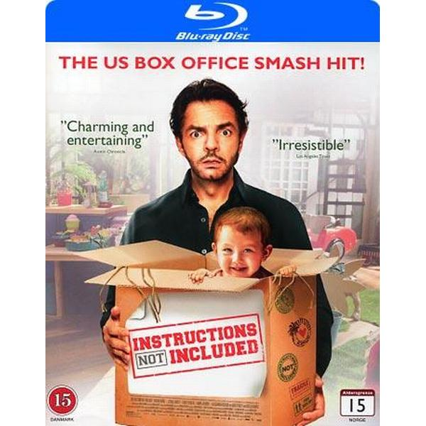 Instructions not included (Blu-Ray 2013)