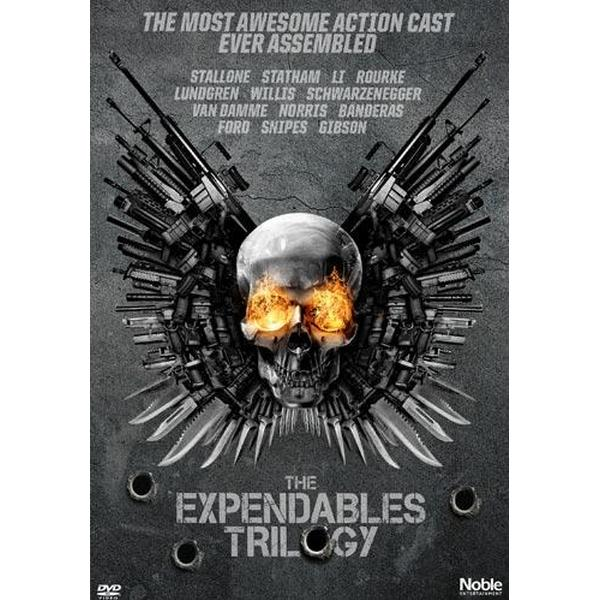 The expendables Trilogy (DVD 2010-2014)