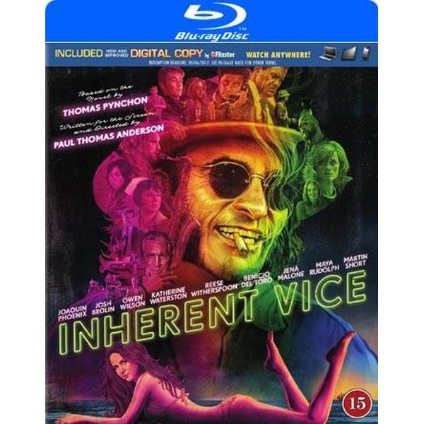 Inherent vice (Blu-ray) (Blu-Ray 2014)