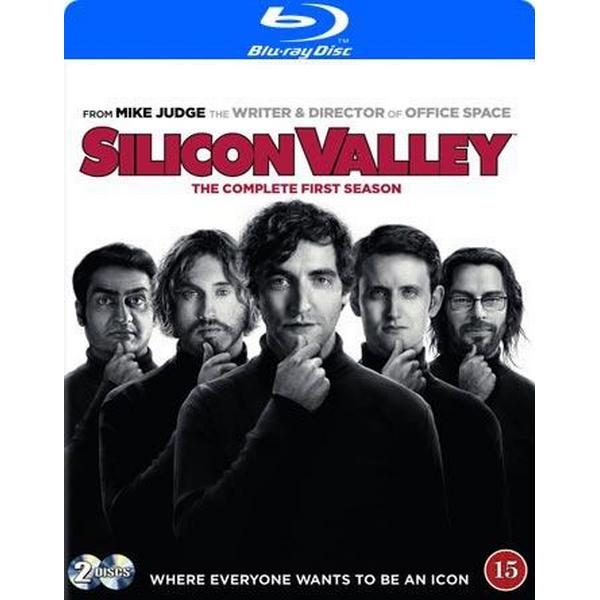 Silicon Valley: Säsong 1 (Blu-Ray 2014)