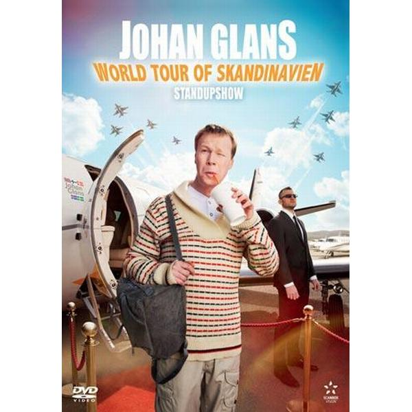 Johan Glans: World tour of Skandinavien (DVD 2013)