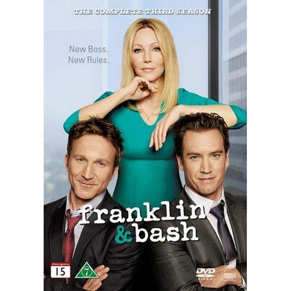 Franklin & Bash: Säsong (DVD 2014)