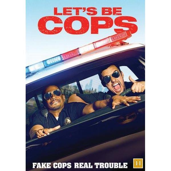 Let's be cops (DVD) (DVD 2014)