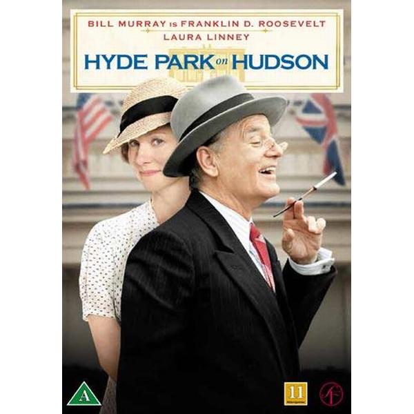Hyde Park on Hudson (DVD 2013)
